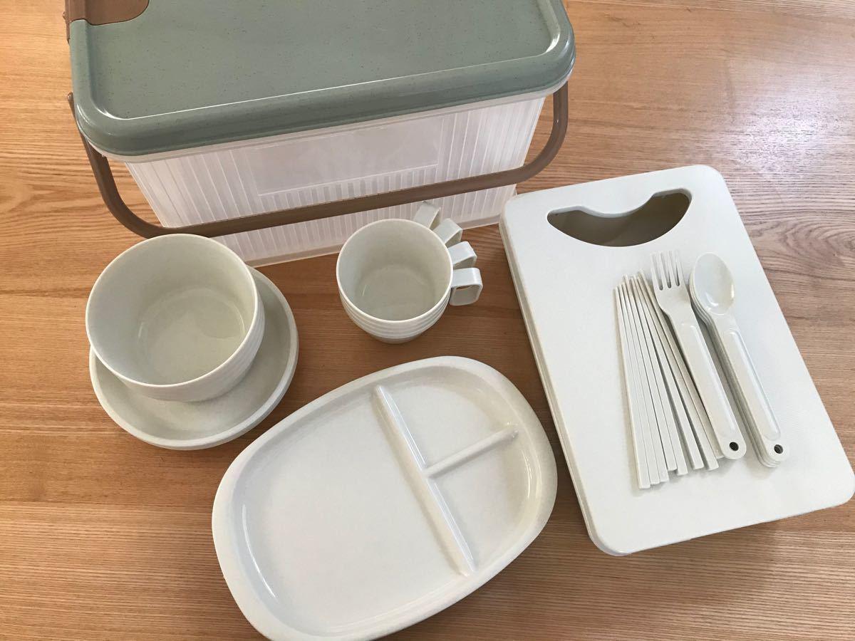 キャンプ アウトドア 食器