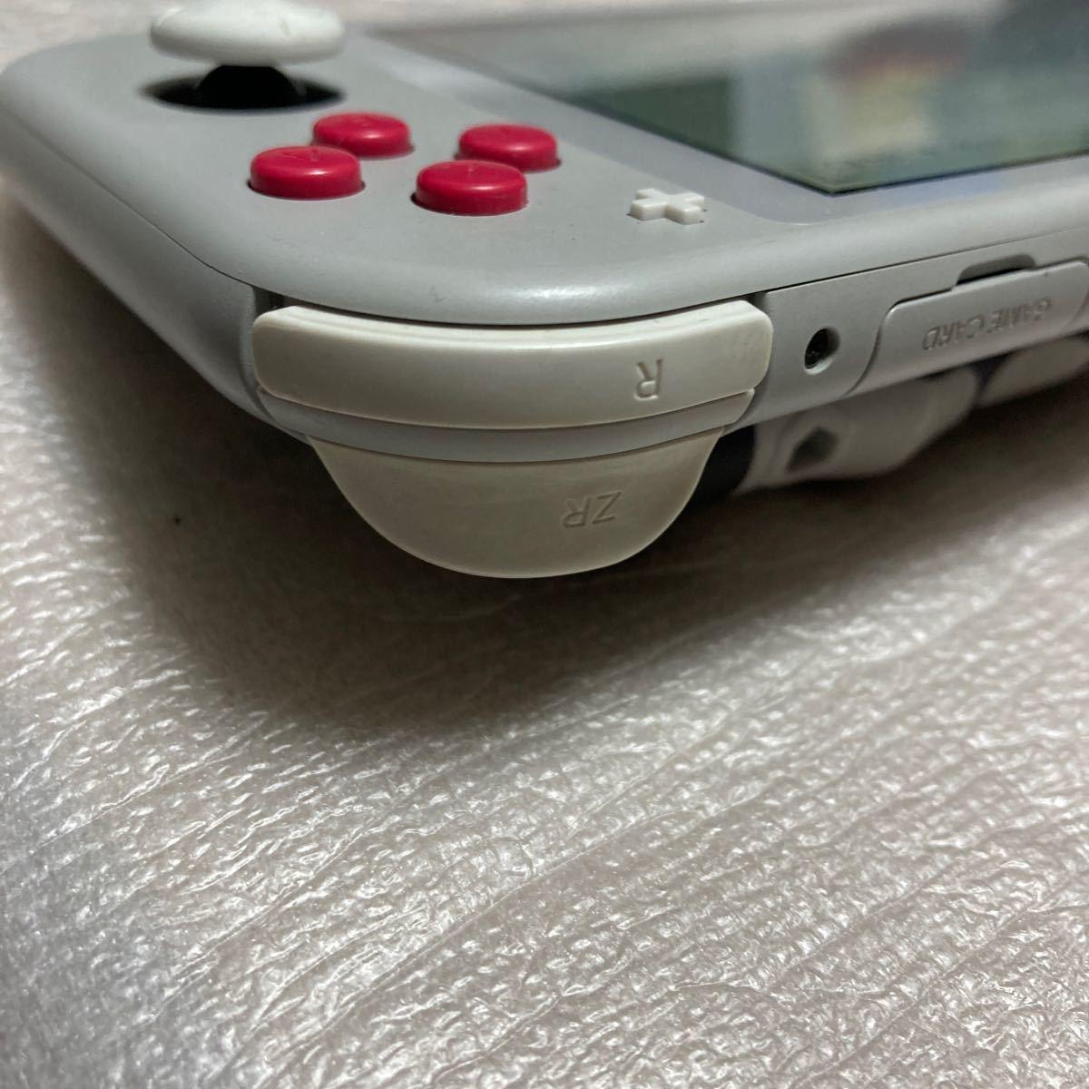 ニンテンドー 任天堂 Nintendo Switch Lite スイッチ ライト ザシアンザマゼンダ 本体 のみ