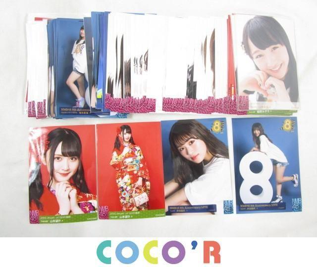 【同梱可】良品 アイドル NMB48 山本望叶 渋谷凪咲 等 生写真 150枚グッズセット_画像1