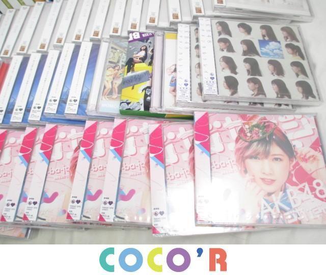 【まとめ売り 中古品】 アイドル AKB48 NMB48 ジャーバージャ センチメンタルトレイン 他 CD グッズセット_画像3