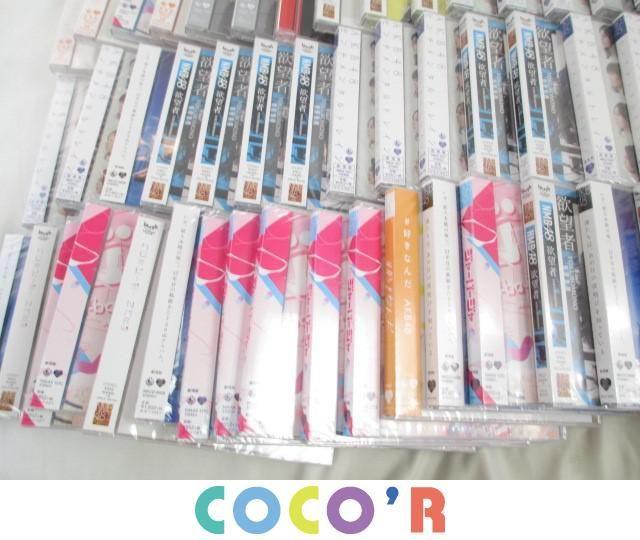 【まとめ売り 中古品】 アイドル AKB48 NMB48 ジャーバージャ センチメンタルトレイン 他 CD グッズセット_画像5