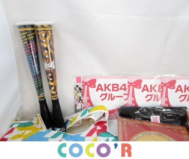 【同梱可】良品 アイドル AKB48 SKE48 Tシャツ タオル 等 グッズセット_画像2