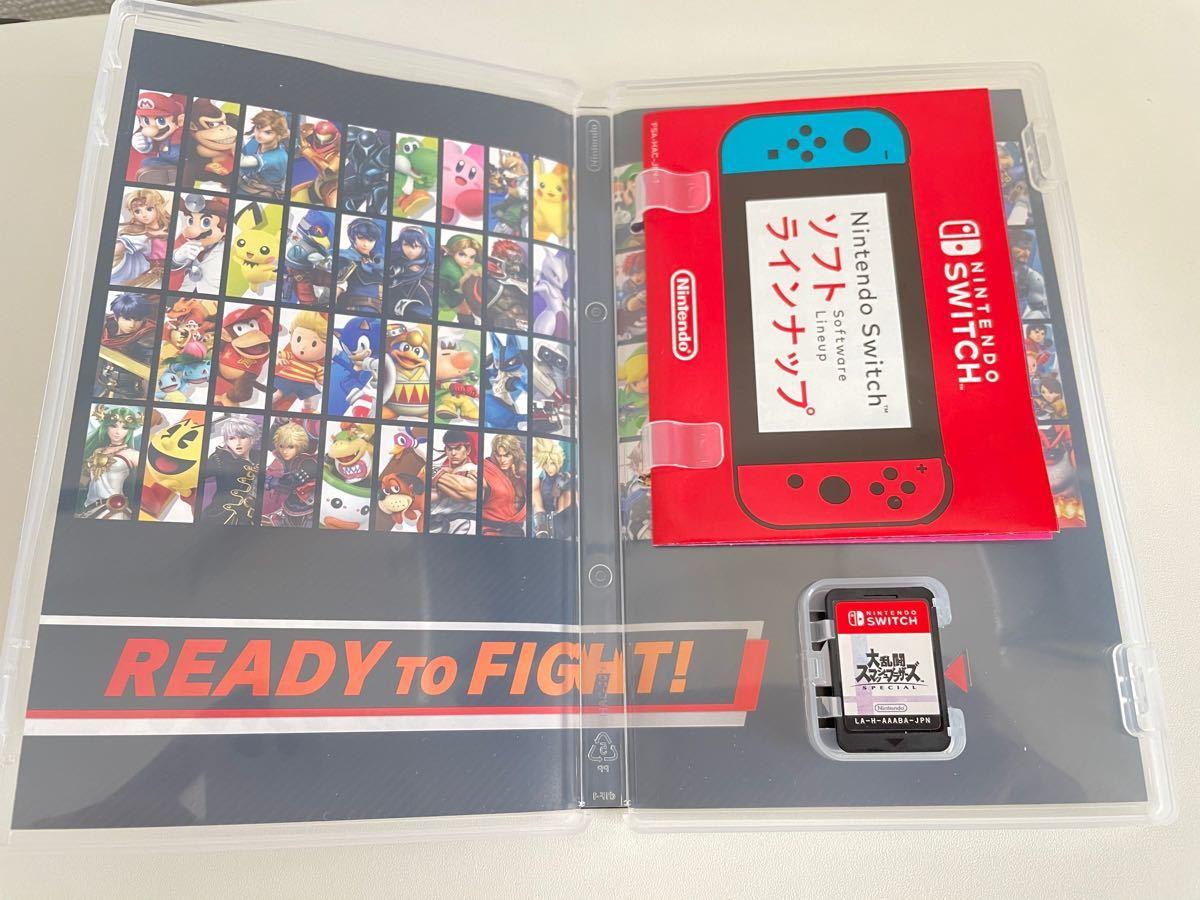 大乱闘スマッシュブラザーズSPECIAL スプラトゥーン2  Nintendo Switchソフト セット