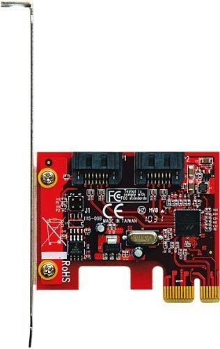 玄人志向 NEXTシリーズ PCI-Express x1接続 SATA増設インターフェースボード SATA3-PCI_画像1
