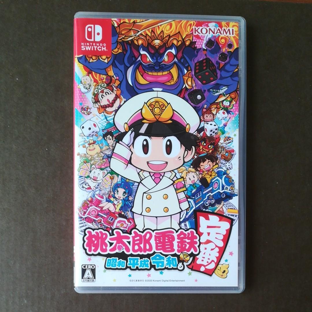 桃太郎電鉄  Nintendo Switch