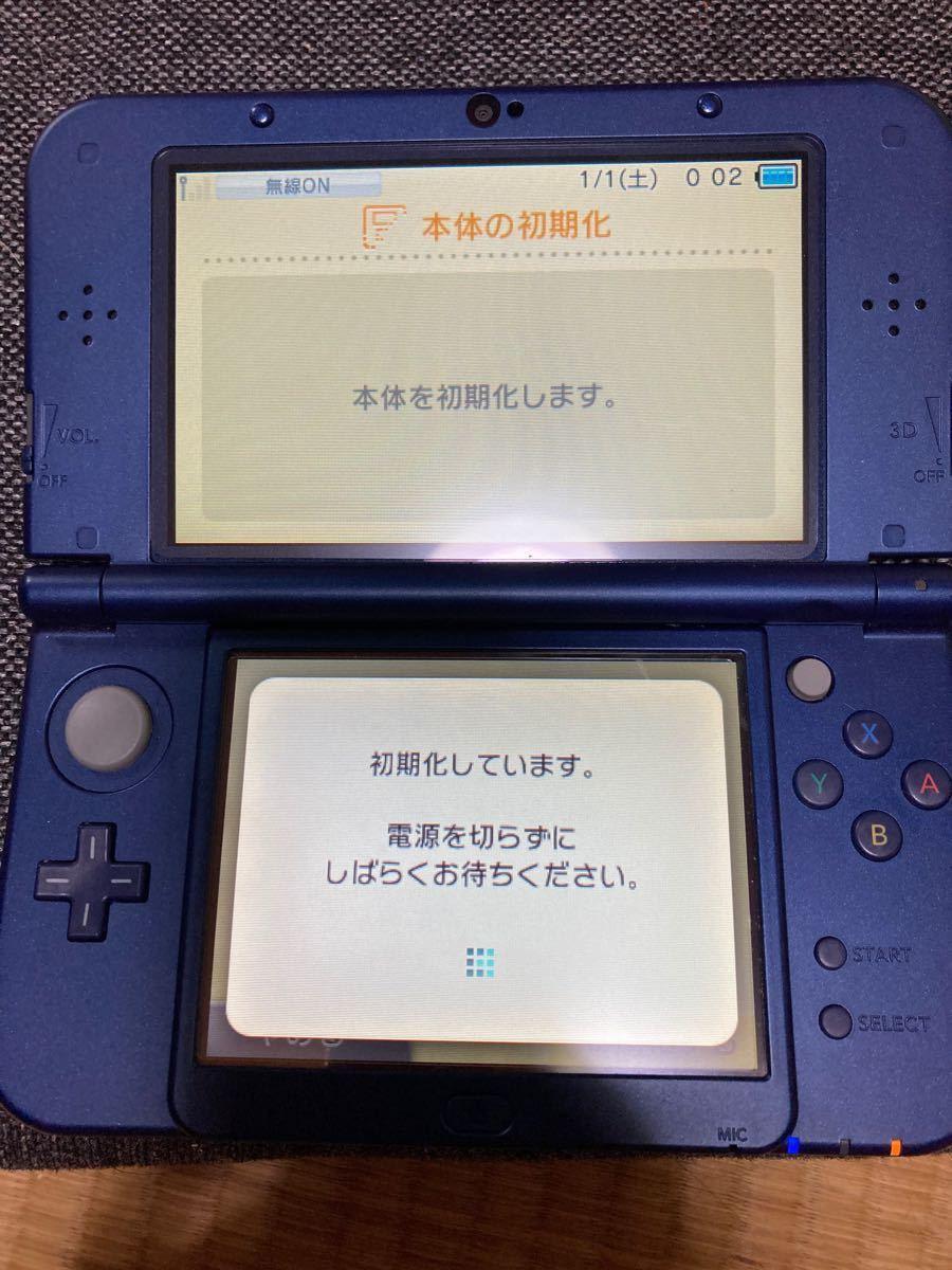 New3DSLL 3DSLL ニンテンドー Newニンテンドー3DS LL 充電器つき
