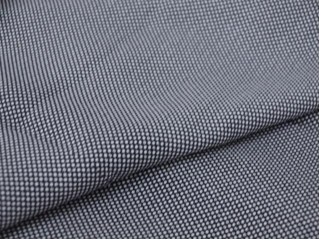 新品 1698 夏着物 大幅値下げ正絹お仕立て上がり江戸絽小紋 行儀柄 濃色系_画像7
