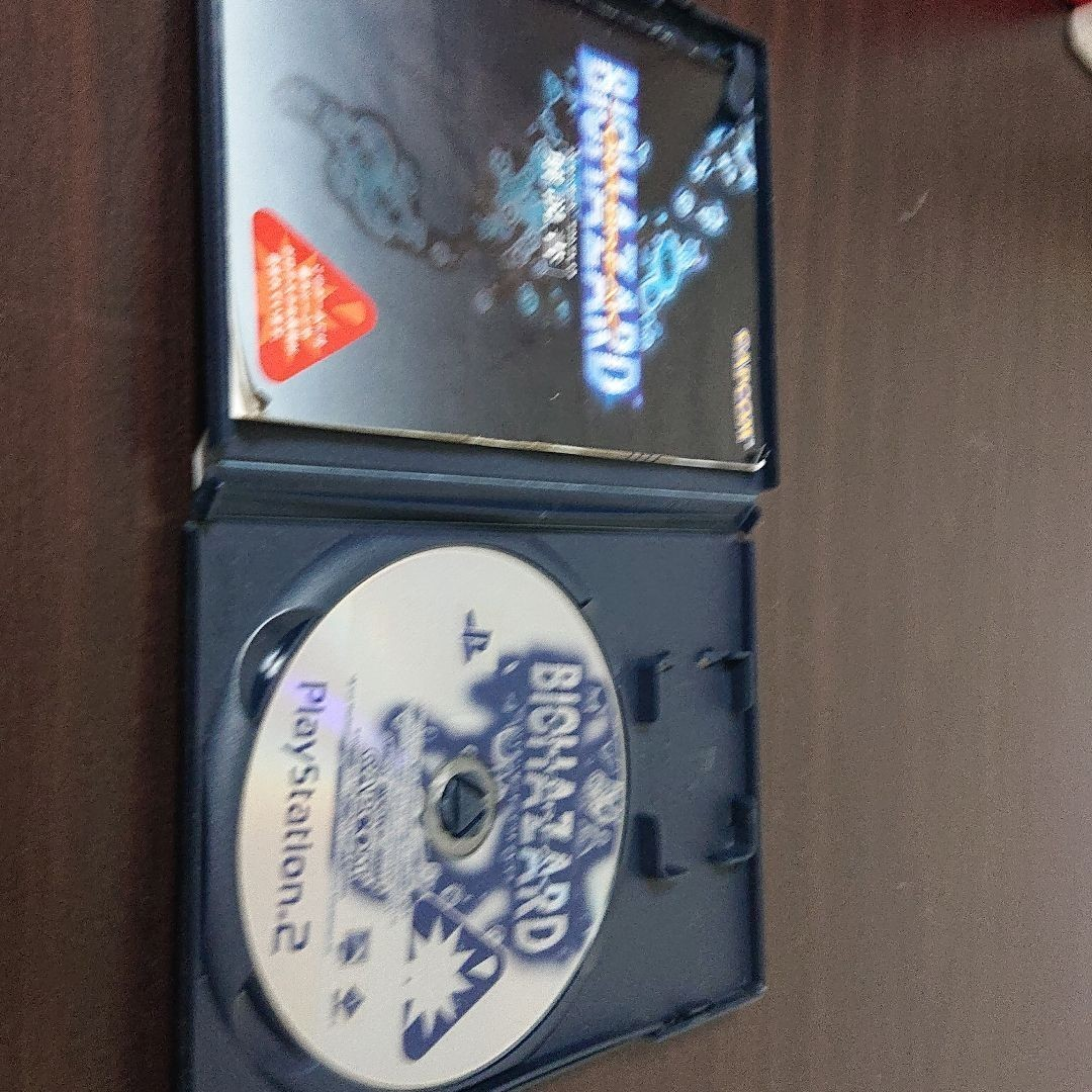 バイオハザード  アウトブレイク  PlayStation2
