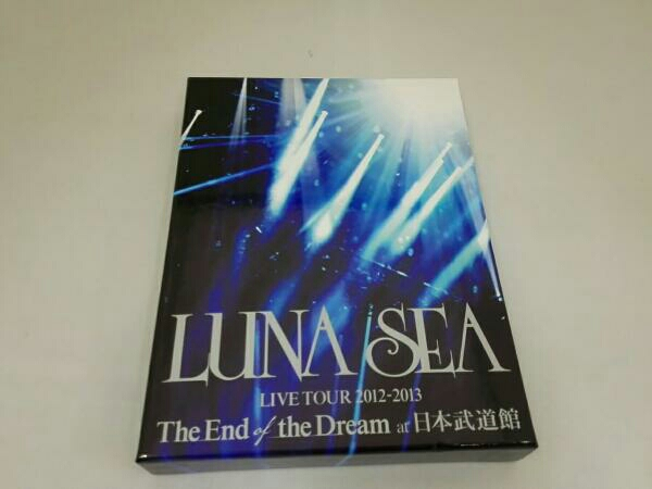 LUNA SEA LIVE TOUR 2012-2013 The End of theDreamat日本武道館 ライブグッズの画像
