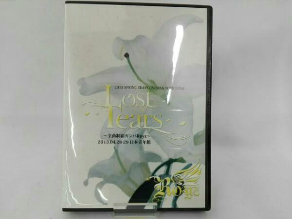 Lost Tears~2daysワンマン 全曲制覇ガンバRoyz!in 日本青年館~ ライブグッズの画像