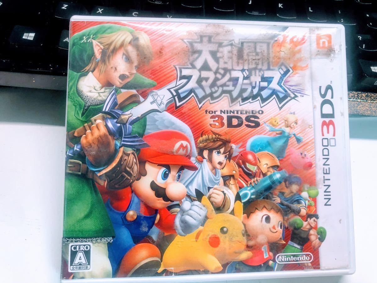 大乱闘スマッシュブラザーズ 任天堂3DS