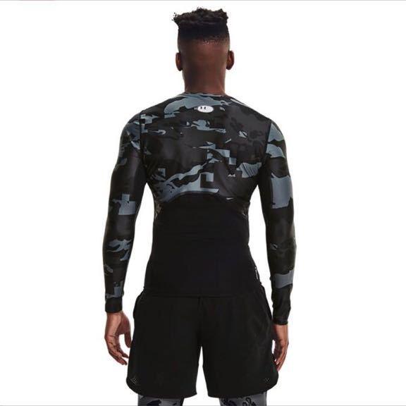 アンダーアーマー アイソチル コンプレッションシャツ サイズM