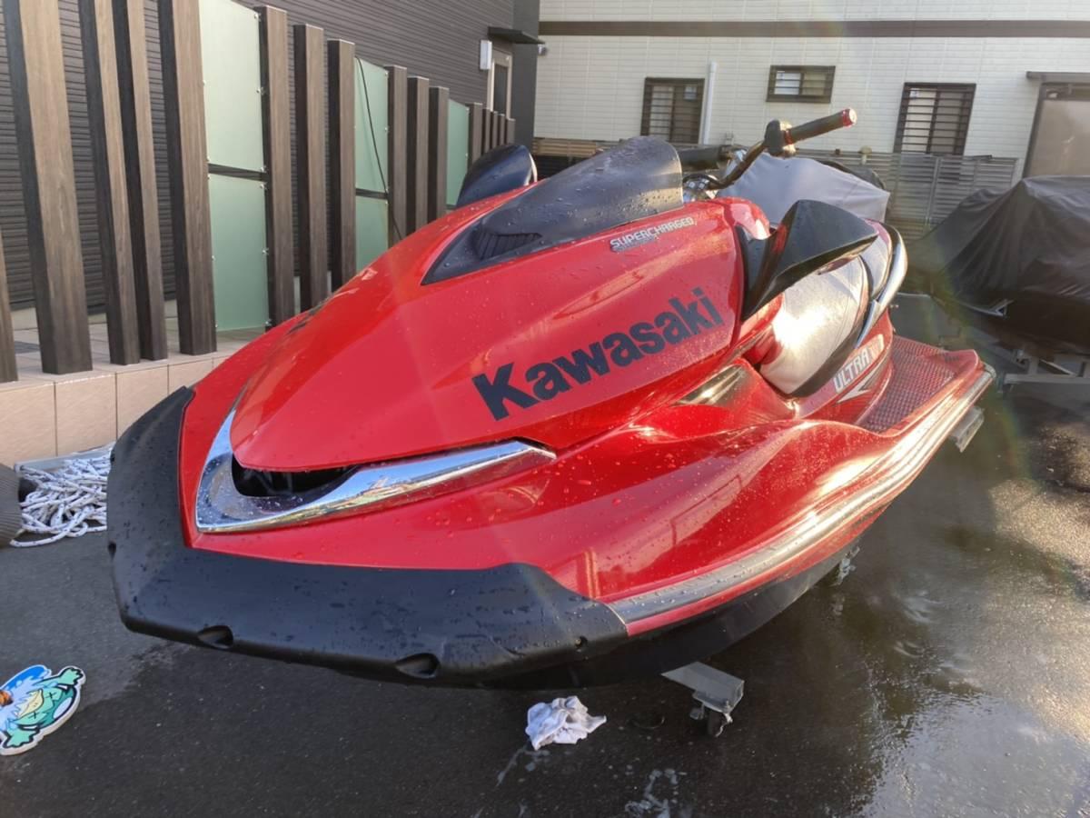 「ウルトラ250 スーチャー付き 250馬力 3人乗り 整備済み 岡山県発!!」の画像2