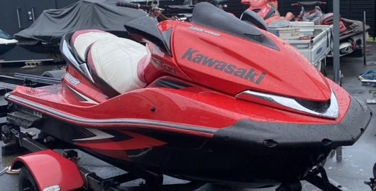 「ウルトラ250 スーチャー付き 250馬力 3人乗り 整備済み 岡山県発!!」の画像1