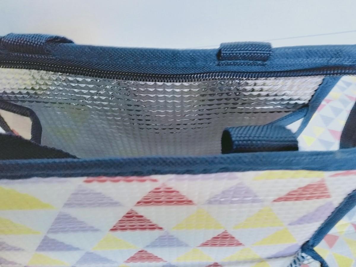 保冷バッグと保冷シートのセット