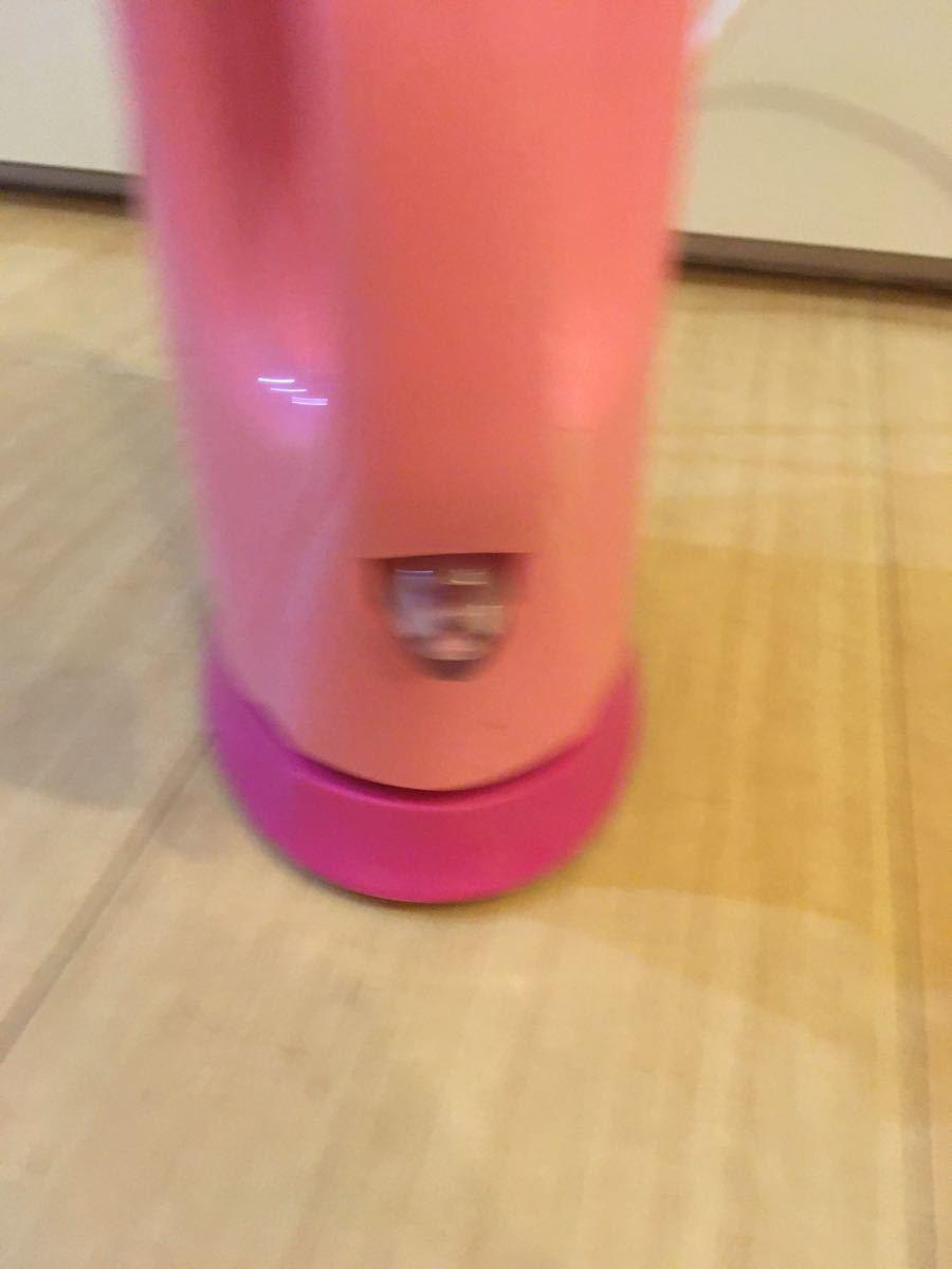 電気ケトル ta-b01-01 ピンク 0.8L