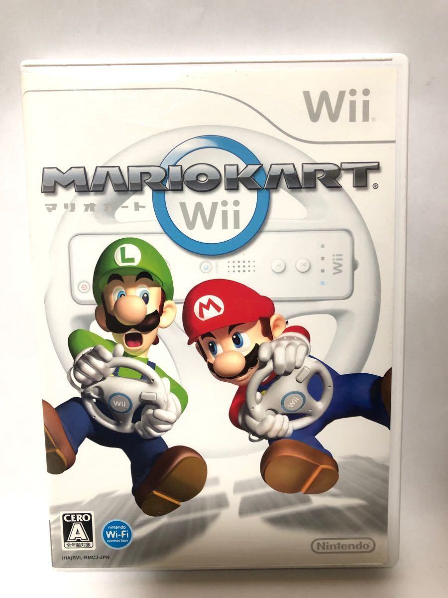 マリオカートWii 任天堂Wii Wiiマリオカート 任天堂 Wiiソフト マリオカート