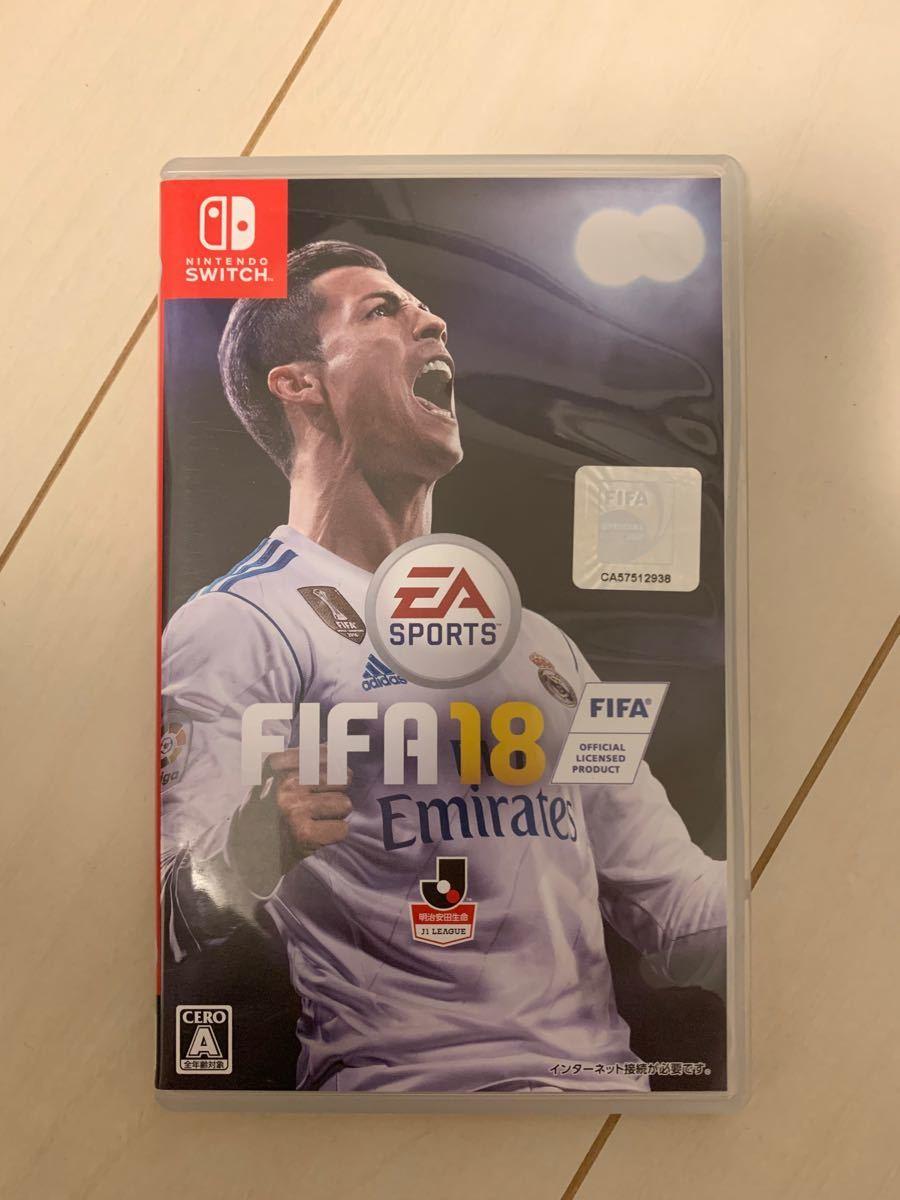 任天堂スイッチ 任天堂Switch ニンテンドースイッチ Switch Nintendo Switch FIFA FIFA18