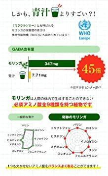 モリンガ100%サプリ 奇跡のモリンガ オーガニック 有機JAS 無農薬・無化学肥料 凝固剤・添加物不使用(1粒300mg&ti_画像5