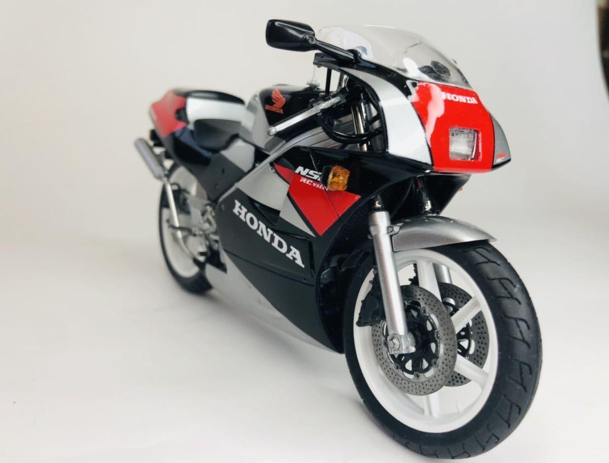 ホンダ NSR250R MC18 89モデル 1/12 完成品 アオシマ オートバイ