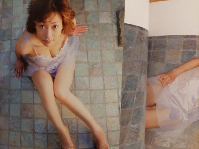 細川ふみえ 写真集 フェミニン Feminine:【中古品】_画像4