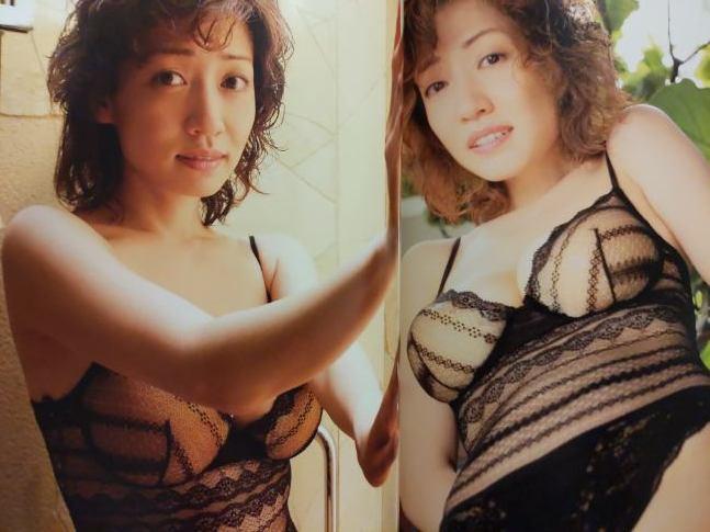 細川ふみえ 写真集 フェミニン Feminine:【中古品】_画像6