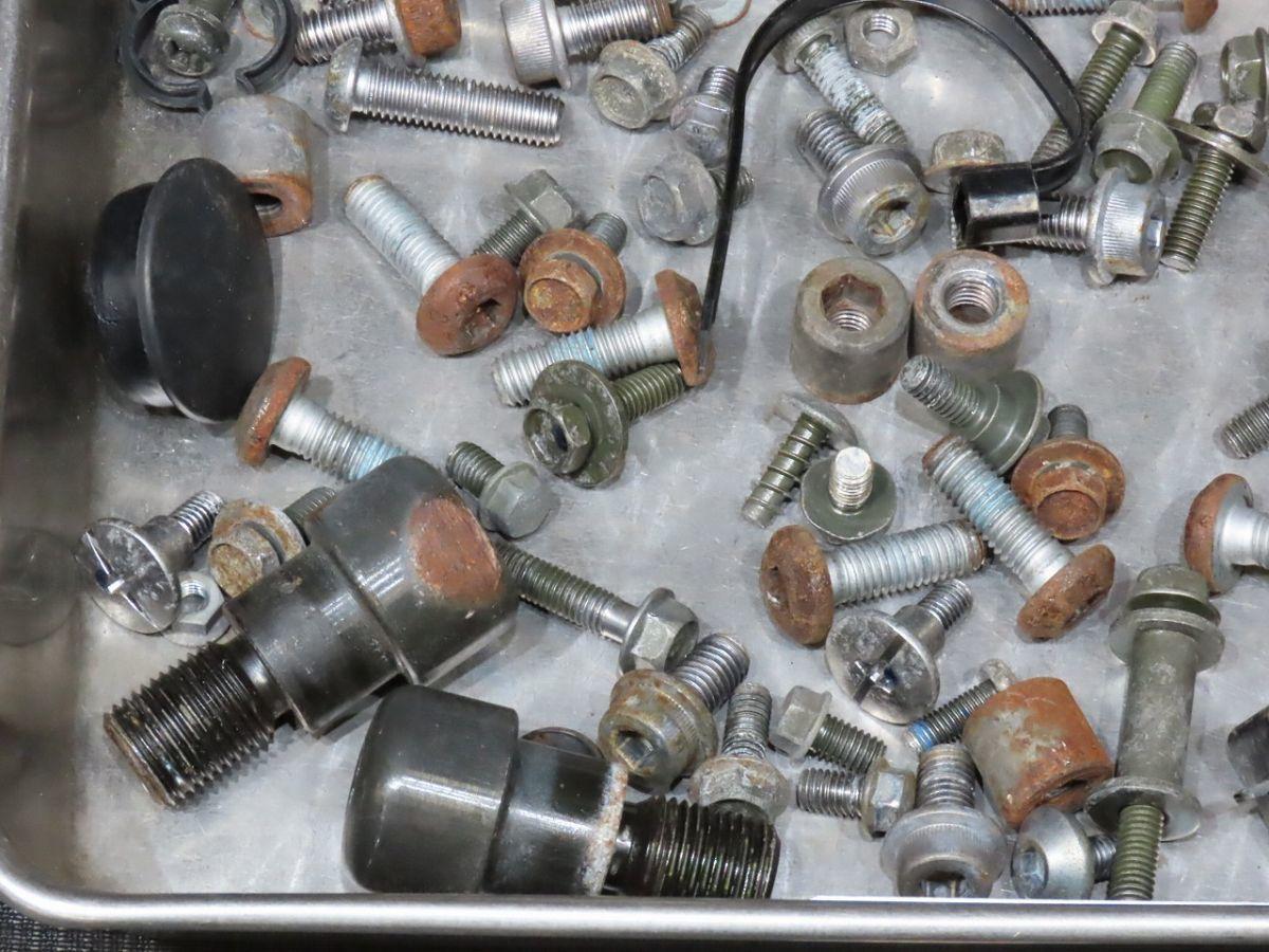 2003年 XJR400R RH02J 取り外しボルト類セット【060】 XJR400-A-058_画像5