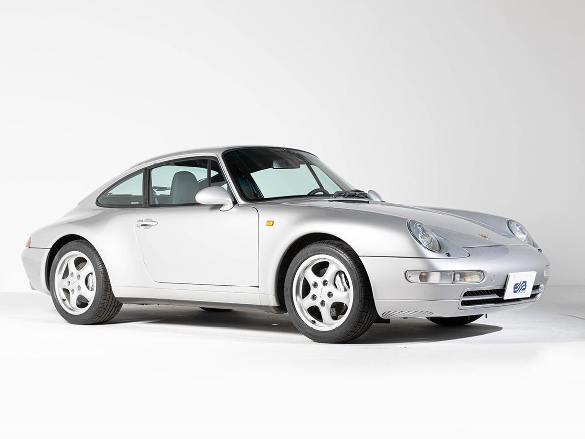1997 Porsche 911 Carrera 4 (993)_画像1