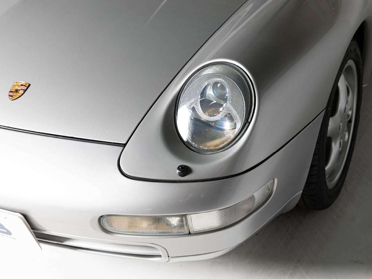 1997 Porsche 911 Carrera 4 (993)_画像7