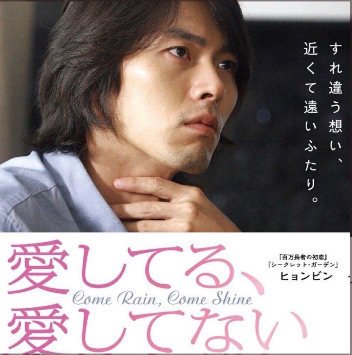 韓国映画  愛してる、愛してない  DVD  日本語吹替有り  レーベル有り  ヒョンビン