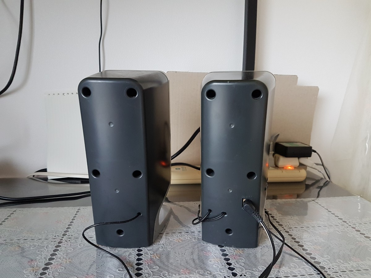 Sonyアクディブスピーカー SRS-A212PC