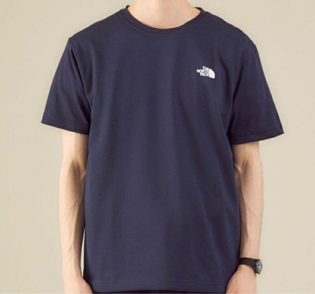 THE NORTH FACE(ザ ノースフェイス) バックスクエアロゴ Tシャツ