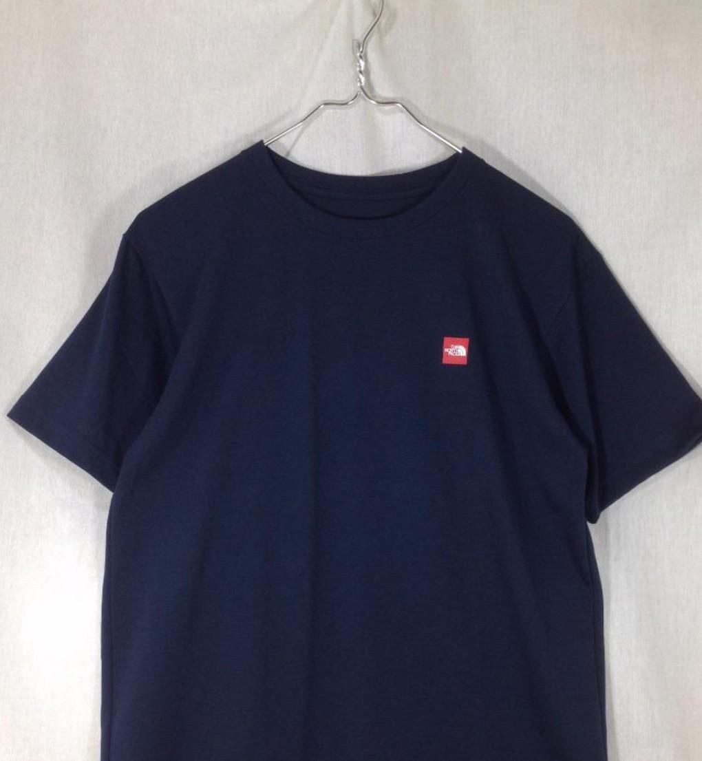 THE NORTH FACE ノースフェイス ボックスロゴTシャツ ロゴTシャツ 半袖Tシャツ