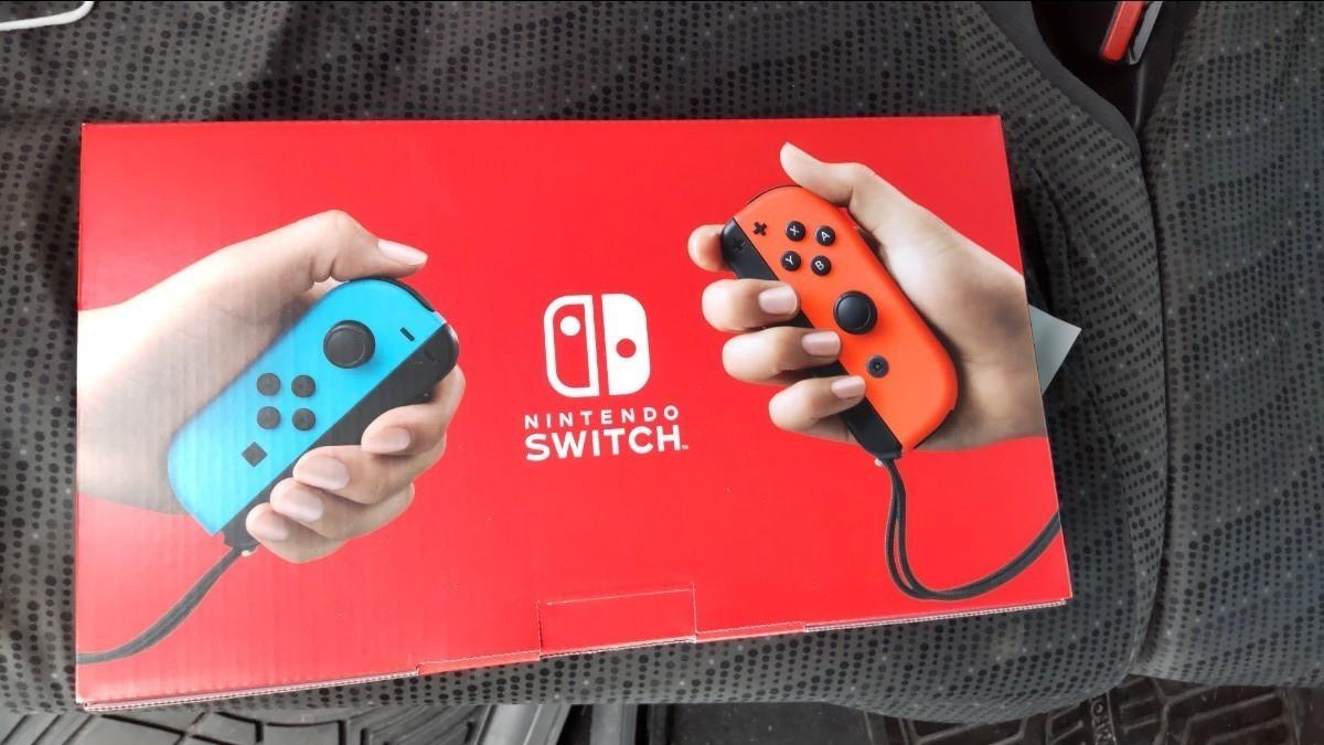 Nintendo Switch  ニンテンドースイッチ本体 任天堂スイッチ本体 Nintendo