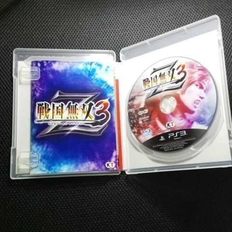 戦国無双3 Z PS3ソフト