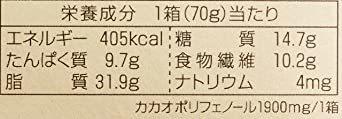 70g×5箱 明治 チョコレート効果カカオ86%BOX 70g×5箱_画像10