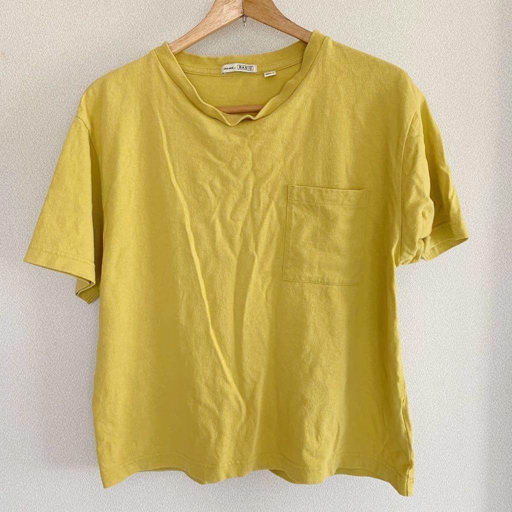 【niko and.../ニコアンド/Tシャツ 】