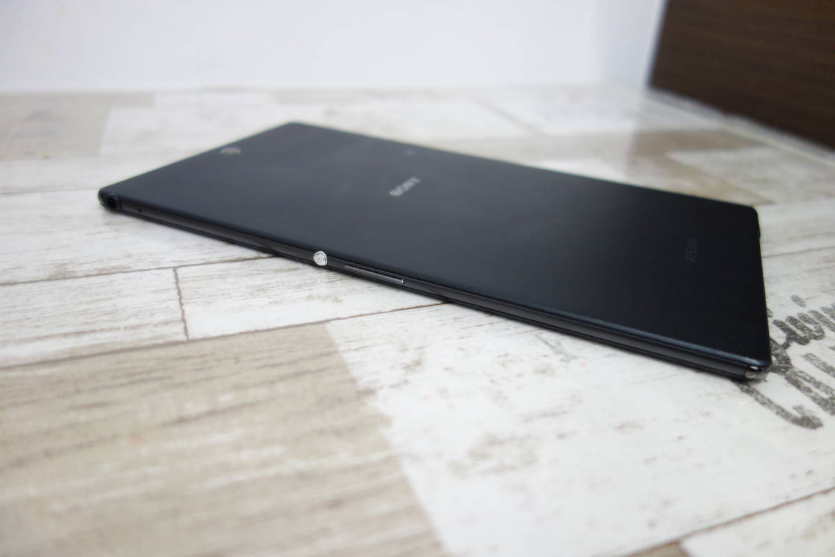 SIMフリー SONY Xperia Z3 Tablet Compact SGP621 LTEモデル タブレット_画像5