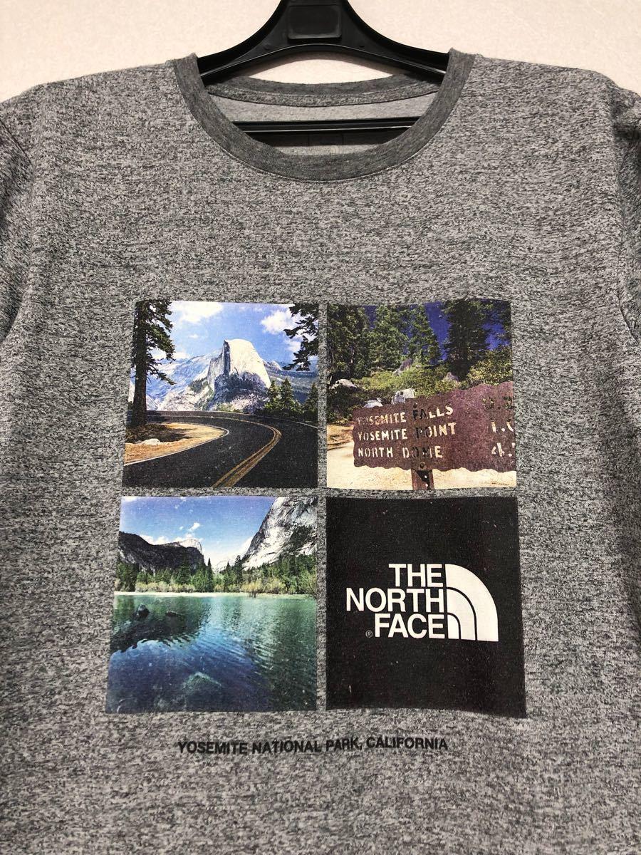 THE NORTH FACE ザ・ノース・フェイス ロゴTシャツ