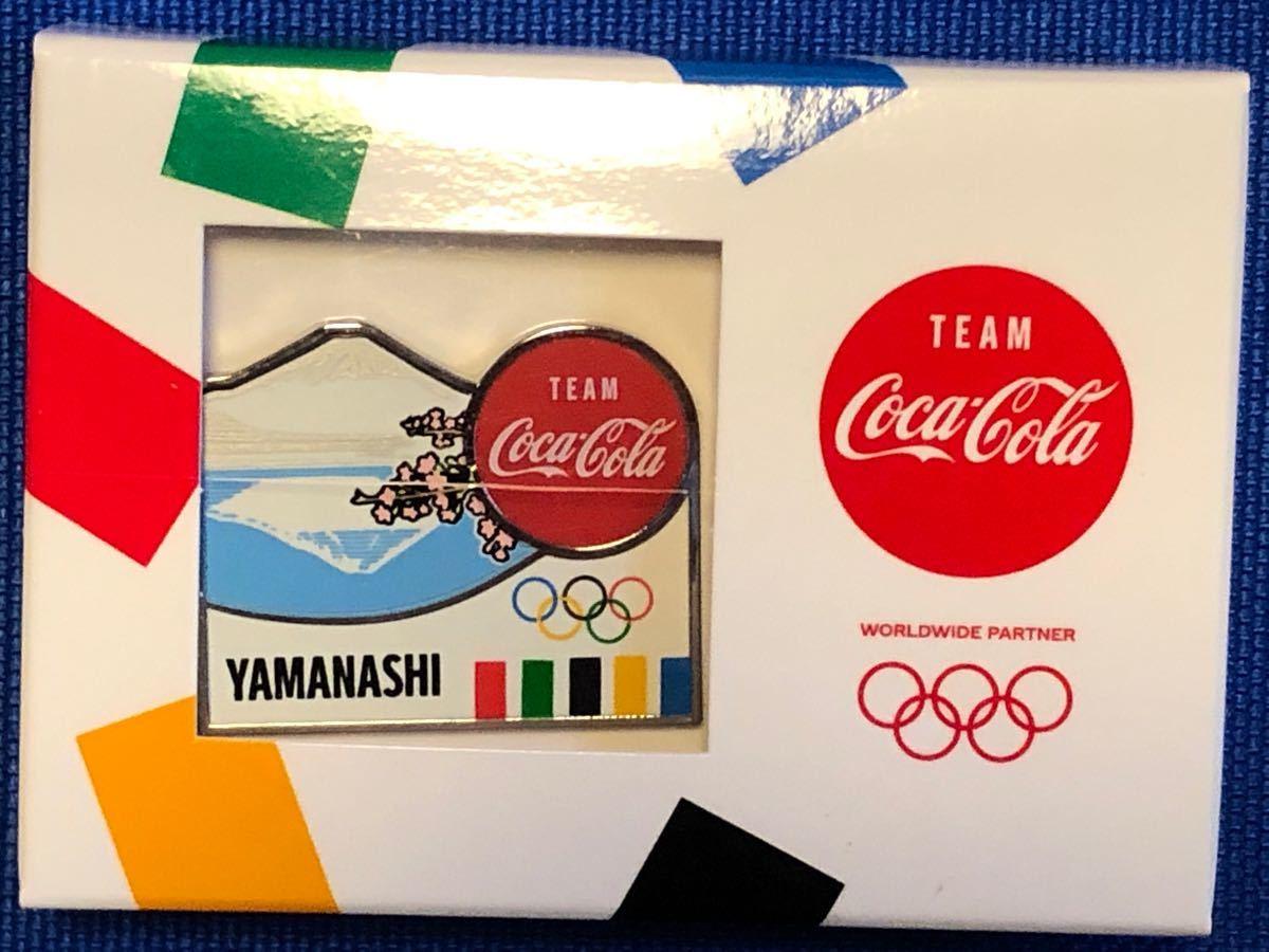 値下げ! ザ・富士山 オリンピック ピンバッジ