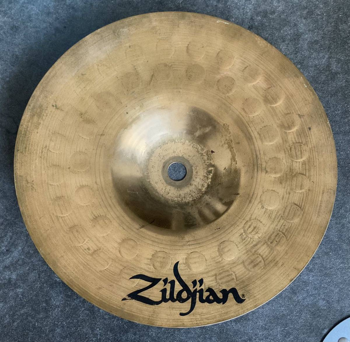 Zildjian ジルジャン ZBT PLUS 20 ハイハット ジャンク品 送料無料_画像2