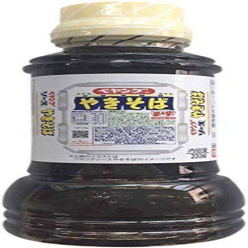 新品 200ml ペヤング やきそばボトルソース まるか食品 ×3個 最安7R41TQSQ_画像1