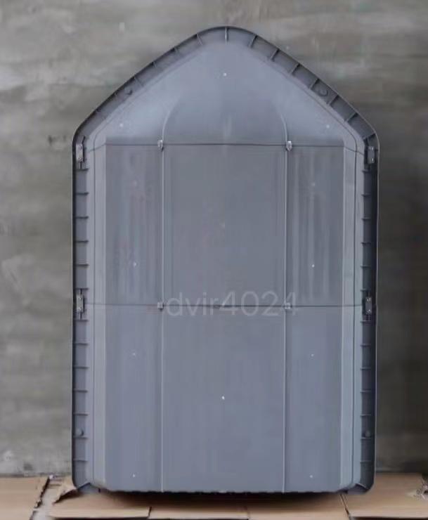 「★極美品★高品質 3分割ボート 2.3メートル フィッシングボート 船外機可 車載 釣り 未使用 ゴムボート」の画像3