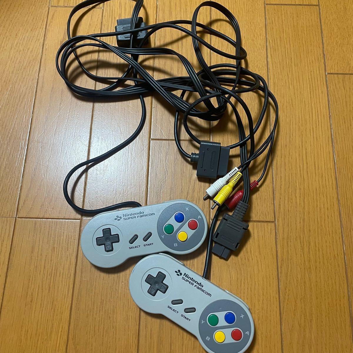 Nintendo SUPER Famicm/スーパーファミコン