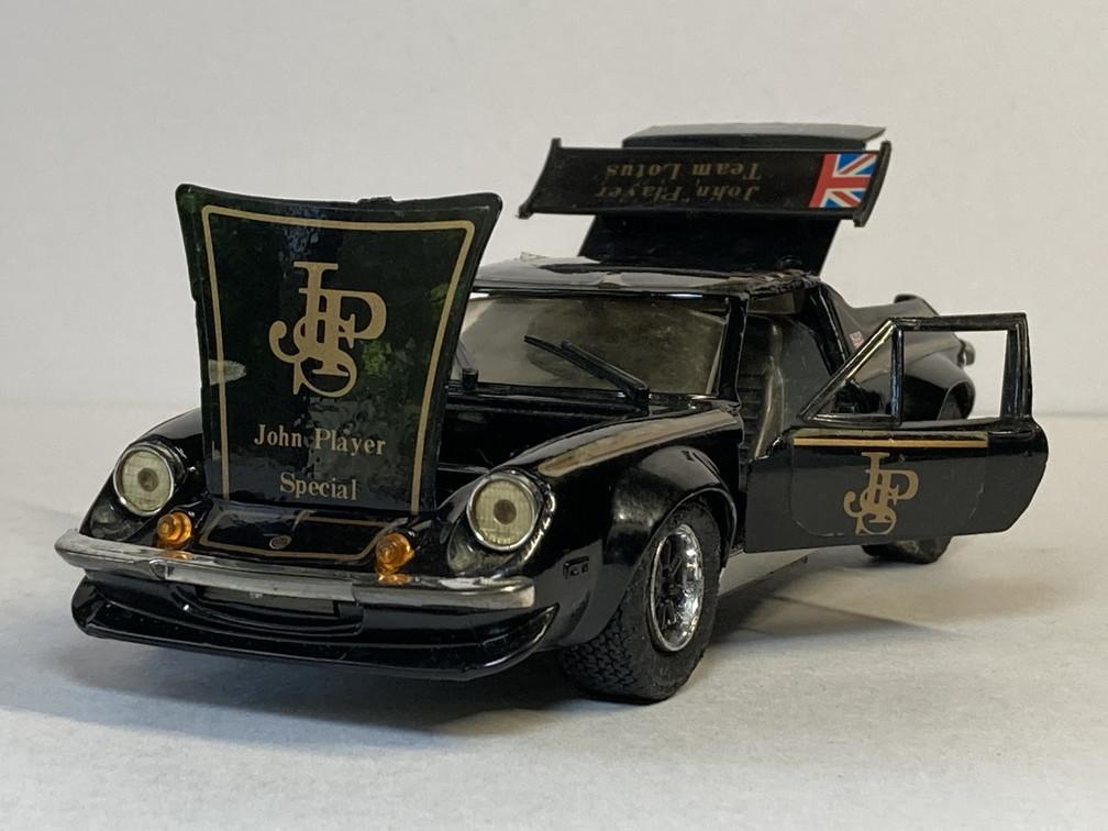 ロータス ヨーロッパ Lotus Europe John Player Special 1/28 全長約14センチ - 永大グリップ Eidaigrip