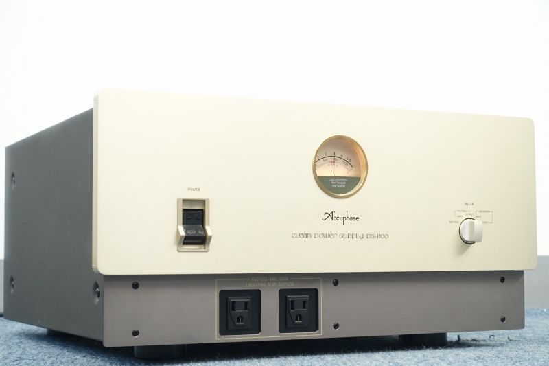 ■□Accuphase PS-1200 クリーン電源 アキュフェーズ 元箱付□■009114001Wm□■
