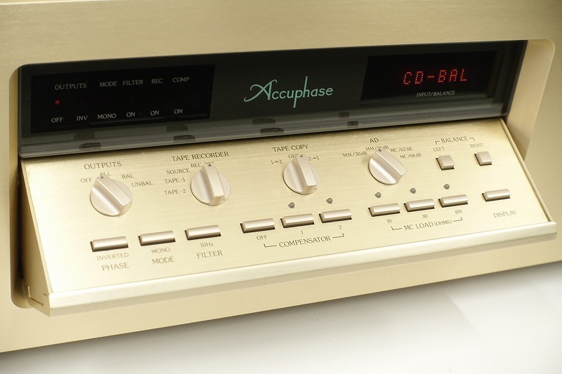 ■□Accuphase C-290 プリアンプ アキュフェーズ 元箱付□■008750001m□■_画像2