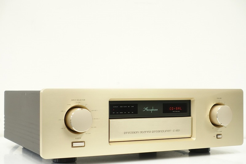 ■□Accuphase C-290 プリアンプ アキュフェーズ 元箱付□■008750001m□■_画像1