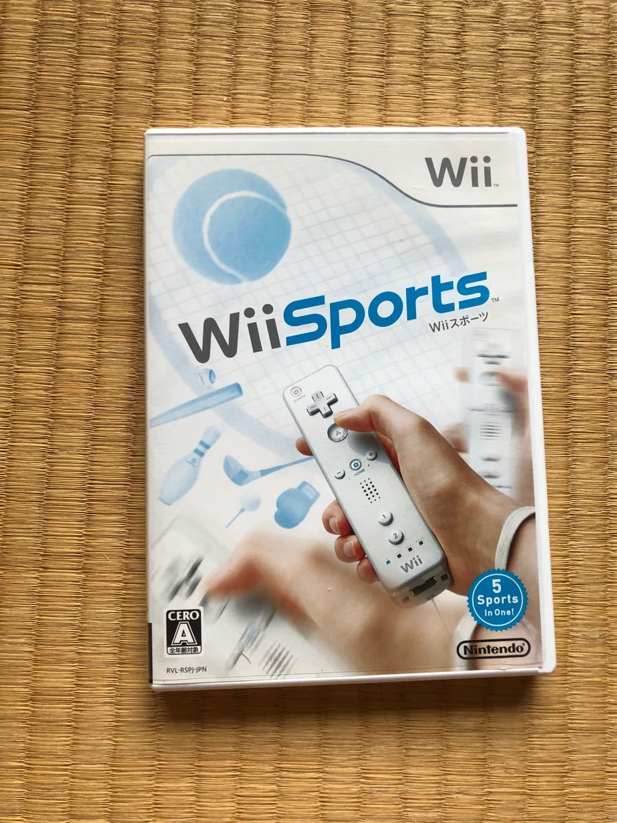 Wiiスポーツ Wiiソフト