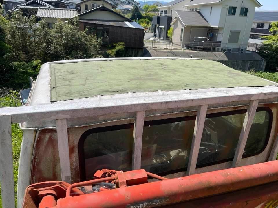日産ニッサン ユニック付き 横向きクレーン付き ロングトラック 低走行距離約95000キロ_画像9